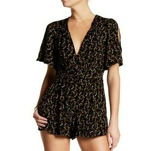 NWT Free People Meet Virginia romper
